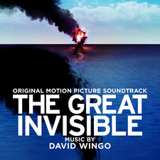 Great Invisible Original Motion Picture Soundtrack, The. Передняя обложка. Click to zoom.