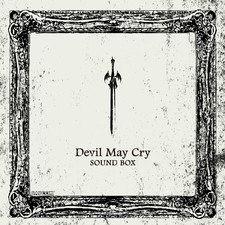 Devil May Cry Sound Box. Передняя обложка. Click to zoom.