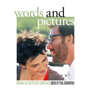 Words and Pictures Original Motion Picture Soundtrack. Лицевая сторона. Click to zoom.