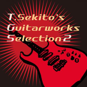 T. Sekito's Guitarworks Selection 2. Front. Click to zoom.