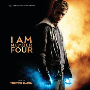 I Am Number Four Original Motion Picture Soundtrack. Front. Click to zoom.