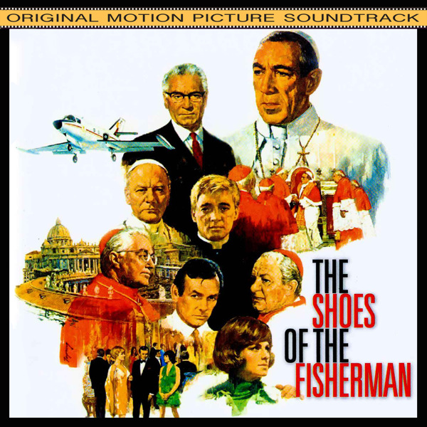 The Shoes of the Fisherman | LP Cover Art