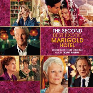 Second Best Exotic Marigold Hotel Original Motion Picture Soundtrack, The. Лицевая сторона. Click to zoom.