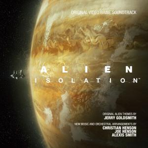 Alien: Isolation Video Game Score. Буклет. Click to zoom.