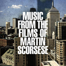 Music From the Films of Martin Scorsese. Передняя обложка. Click to zoom.