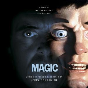 Magic Original Motion Picture Soundtrack. Лицевая сторона. Click to zoom.
