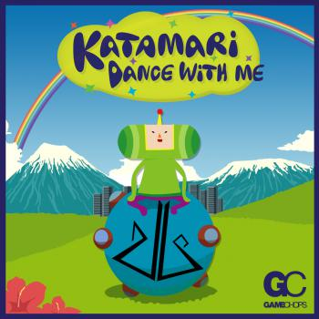 Katamari Dance With Me. Front. Click to zoom.