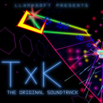 TxK - The Original Soundtrack. Front. Click to zoom.