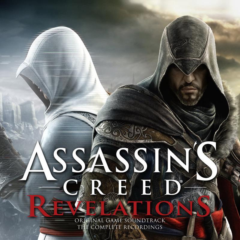 Assassin's Creed: Revelations Original Game Soundtrack ...