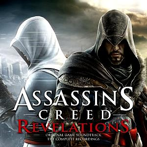 Assassin's Creed: Revelations Original Game Soundtrack - The Complete Recordings. Лицевая сторона . Click to zoom.