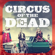 Music from the Motion Picture Circus of the Dead. Передняя обложка. Click to zoom.