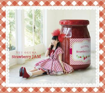 Strawberry JAM / Yui Ogura [Limited Edition]. Front. Click to zoom.