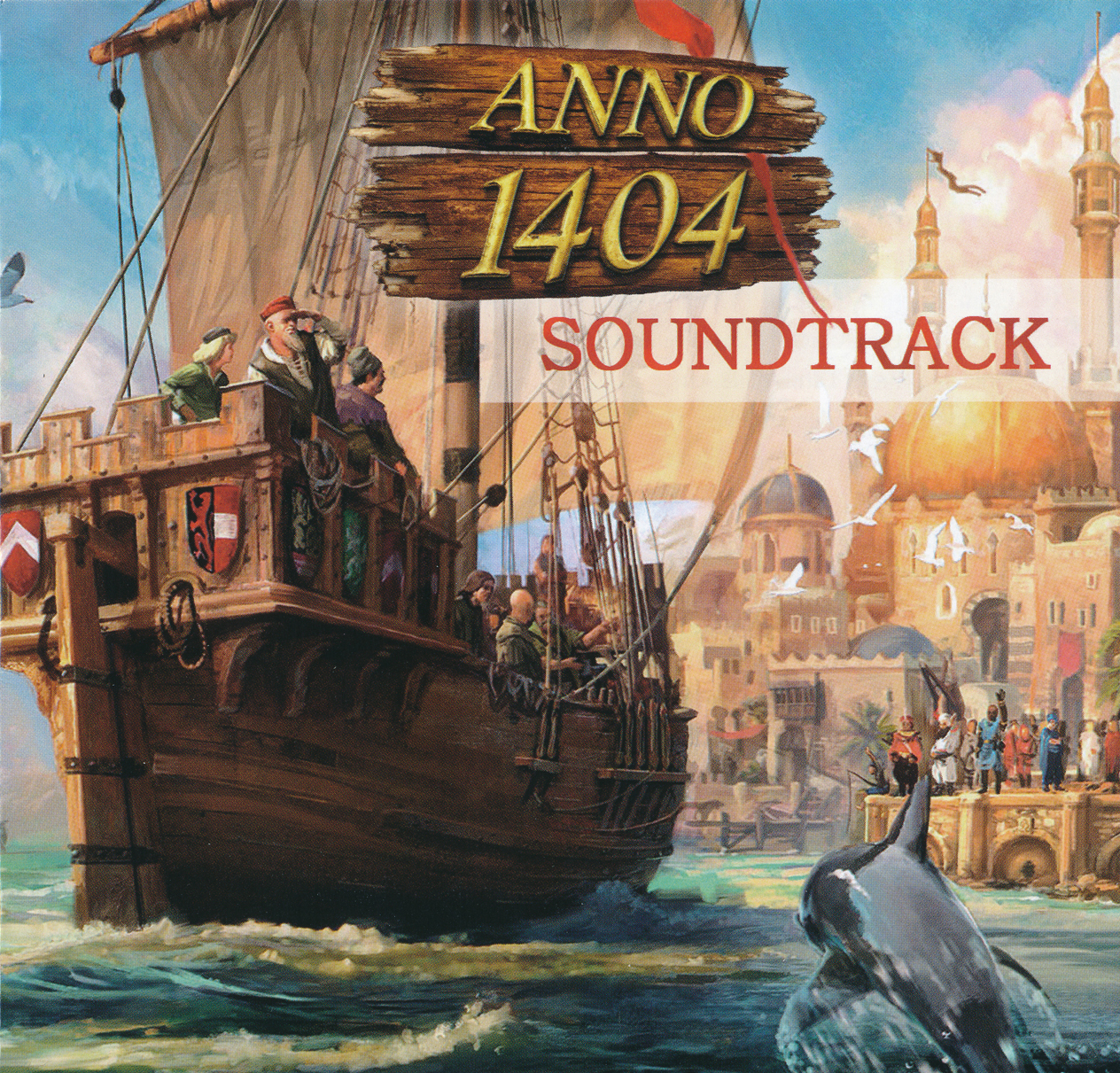 Anno 1404 Soundtrack Soundtrack from Anno 1404 Soundtrack