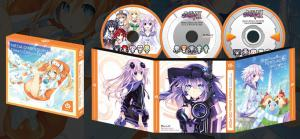 MEGA DIMENSION NEPTUNE VII Dream Edition DG-ROM. Комплектация . Click to zoom.