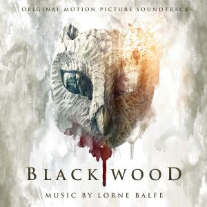 Blackwood Original Motion Picture Soundtrack. Лицевая сторона. Click to zoom.