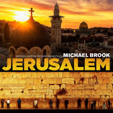 Jerusalem Original Motion Picture Soundtrack. Передняя обложка. Click to zoom.