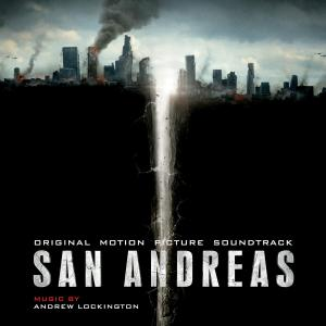San Andreas Original Motion Picture Soundtrack. Лицевая сторона. Click to zoom.