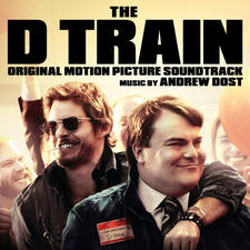 D Train Original Motion Picture Soundtrack, The. Передняя обложка. Click to zoom.