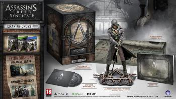 Sound of Assassin's Creed Syndicate, The. Advertisement (Charing Cross Edition). Click to zoom.