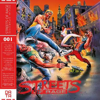 STREETS OF RAGE. Front. Click to zoom.