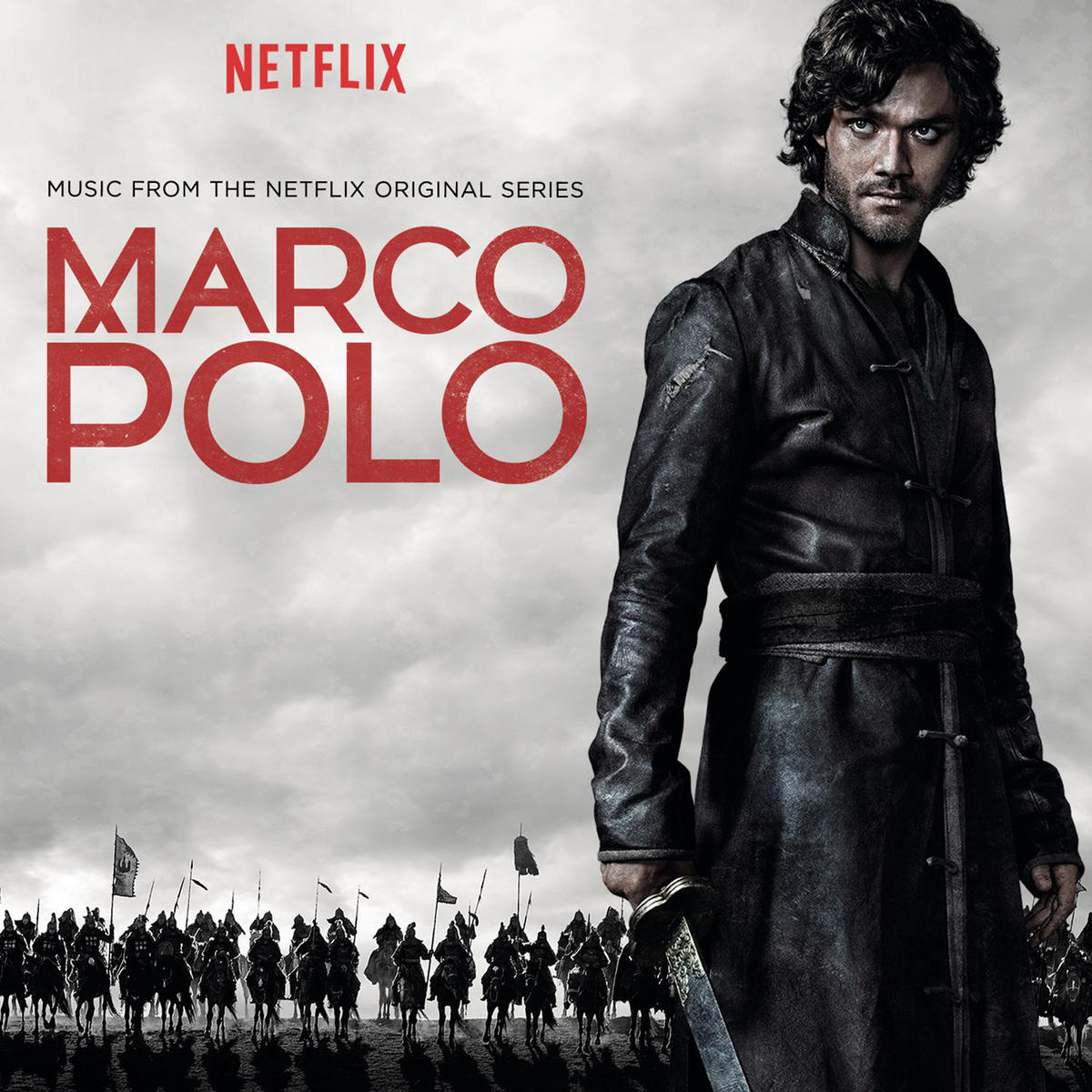 Book Cover Series Netflix ~ Marco polo music from the netflix original series
