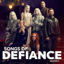 Songs of Defiance Season 2 Original Television Soundtrack. Передняя обложка. Click to zoom.