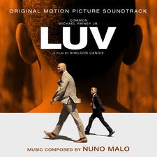Luv Original Motion Picture Soundtrack. Передняя обложка. Click to zoom.
