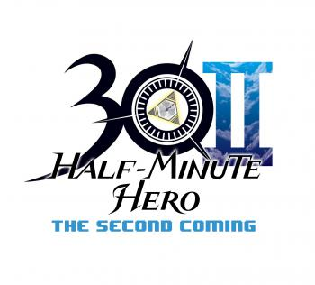 Half-Minute Hero: The Second Coming - Original Soundtrack. Front. Click to zoom.