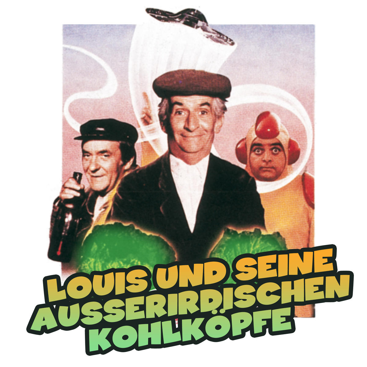 Louis Und Seine Ausserirdischen Kohlköpfe