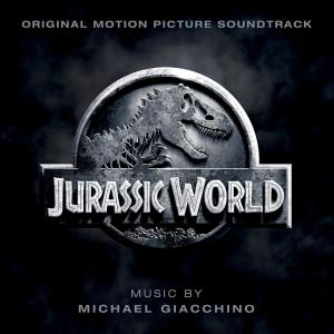 Jurassic World Original Motion Picture Soundtrack. Лицевая сторона. Click to zoom.