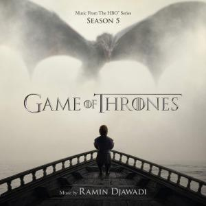 Game of Thrones Music from the HBO Series Season 5. Лицевая сторона. Click to zoom.