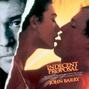 Indecent Proposal Music from the Motion Picture. Лицевая сторона. Click to zoom.