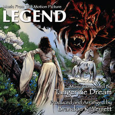 Legend: Music from the Motion Picture. Передняя обложка. Click to zoom.