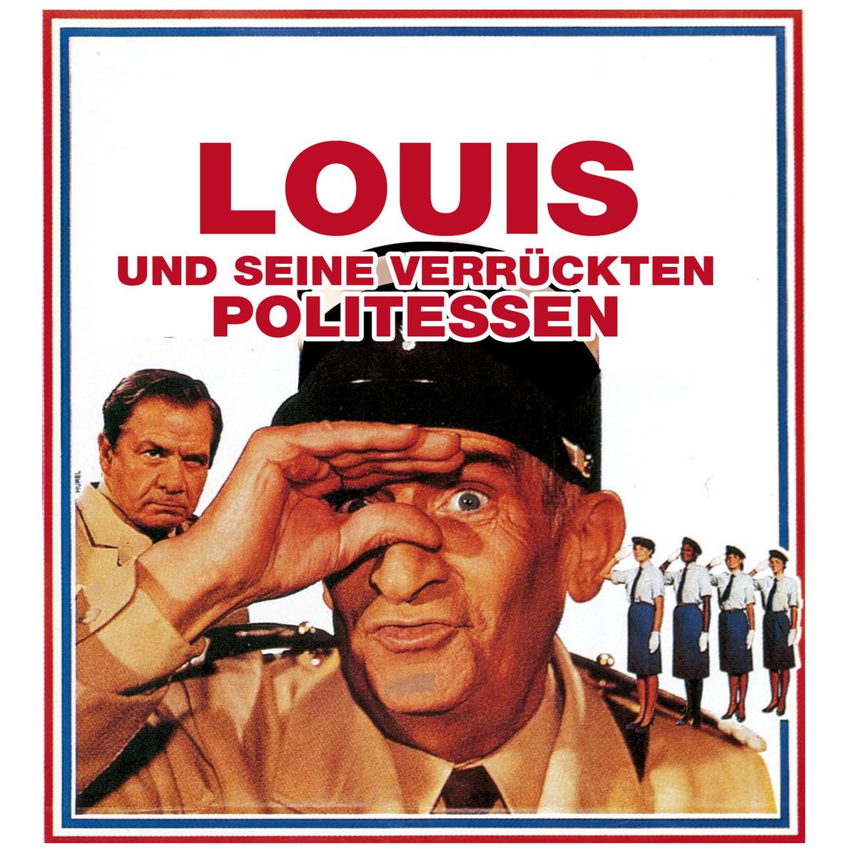 Louis Und Seine Verrückten Politessen Stream