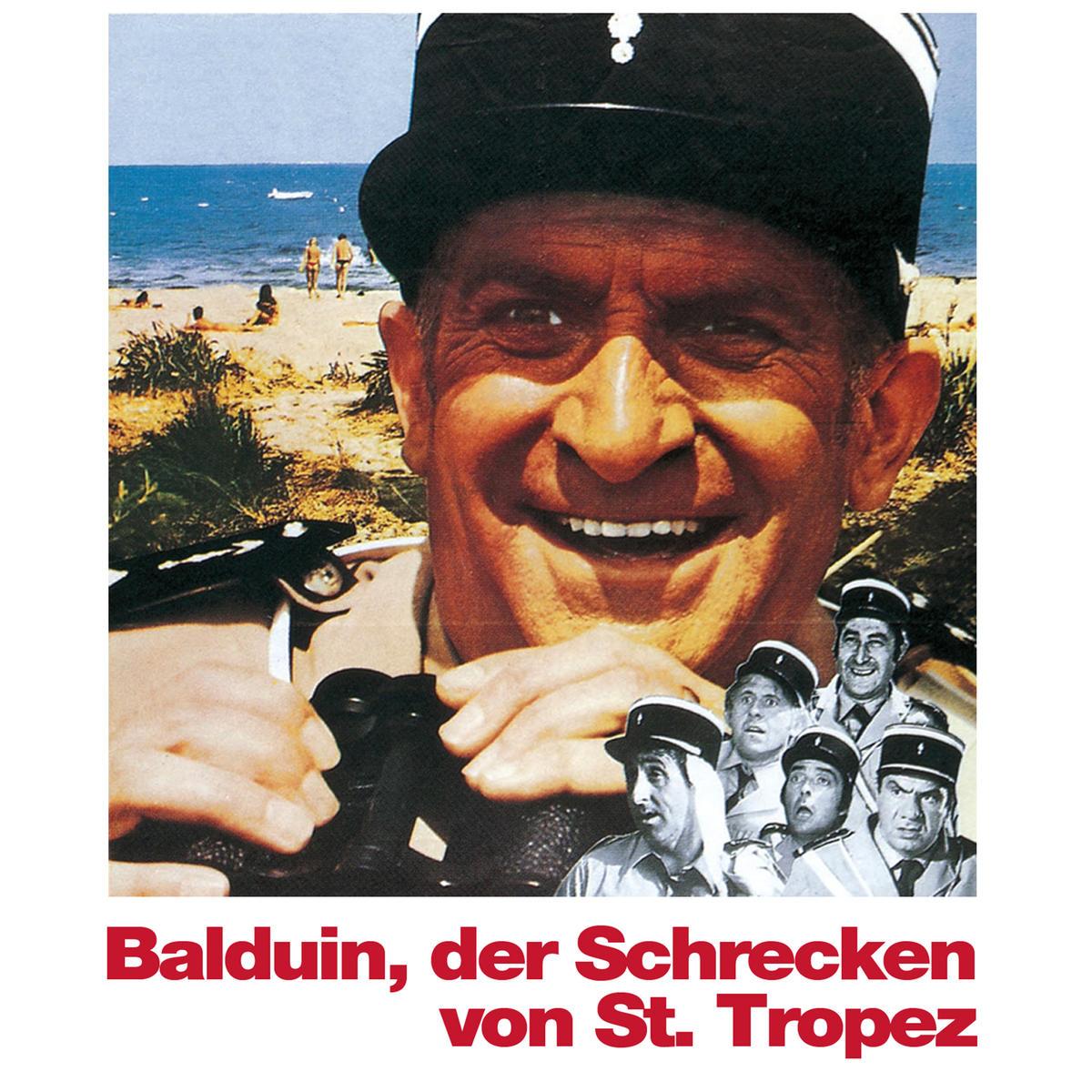 Balduin Der Schrecken Von St. Tropez