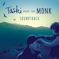Tashi and the Monk - Soundtrack. Передняя обложка. Click to zoom.