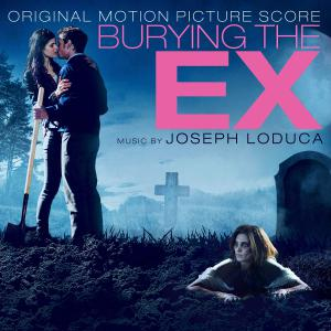 Burying the Ex Original Motion Picture Score. Лицевая сторона. Click to zoom.