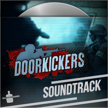 Door Kickers Soundtrack. Front. Click to zoom.