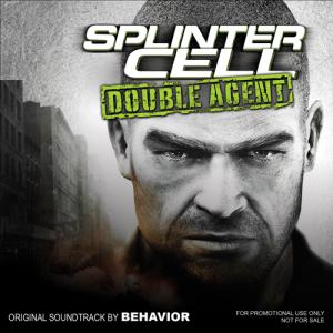 Splinter Cell: Double Agent - Official Soundtrack. Лицевая сторона 500x500. Click to zoom.