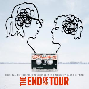End of the Tour Original Motion Picture Soundtrack, The. Лицевая сторона. Click to zoom.