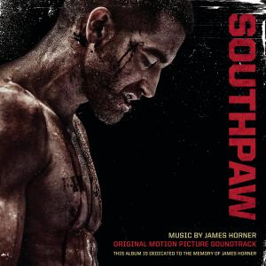 Southpaw Original Motion Picture Soundtrack. Лицевая сторона . Click to zoom.