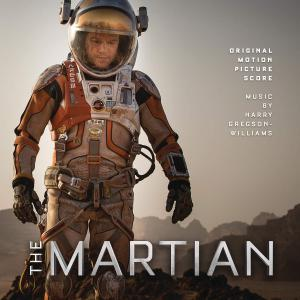Martian Original Motion Picture Score, The. Лицевая сторона. Click to zoom.