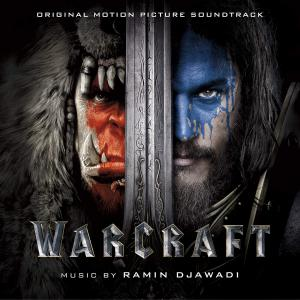 Warcraft Original Motion Picture Soundtrack. Лицевая сторона. Click to zoom.
