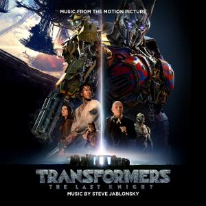 Transformers: The Last Knight Original Motion Picture Soundtrack. Лицевая сторона. Click to zoom.