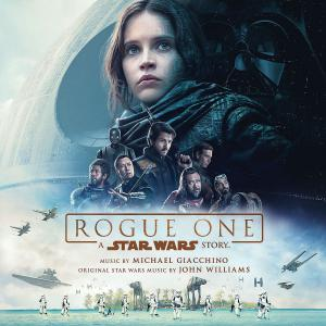 Rogue One: A Star Wars Story Original Motion Picture Soundtrack. Лицевая сторона . Click to zoom.
