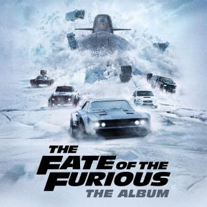 The Fate of the Furious The Album. Лицевая сторона . Click to zoom.