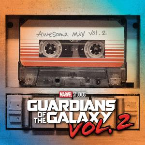 Guardians of The Galaxy Vol. 2: Awesome Mix Vol. 2. Лицевая сторона . Click to zoom.