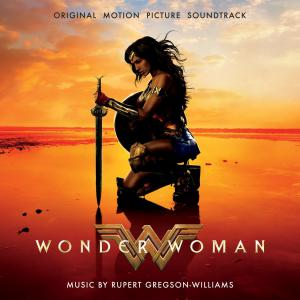 Wonder Woman Original Motion Picture Soundtrack. Лицевая сторона . Click to zoom.