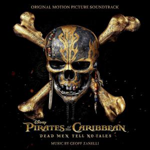 Pirates of the Caribbean: Dead Men Tell No Tales Original Motion Picture Soundtrack. Лицевая сторона. Click to zoom.