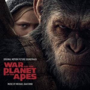 War for the Planet of the Apes Original Motion Picture Soundtrack. Лицевая сторона . Click to zoom.